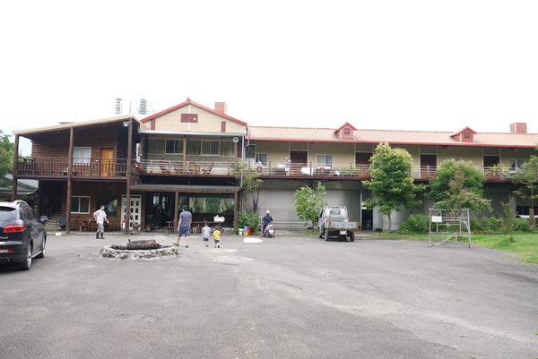 部份民宿與餐廳