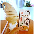 義美奶茶霜淇淋 (2).JPG