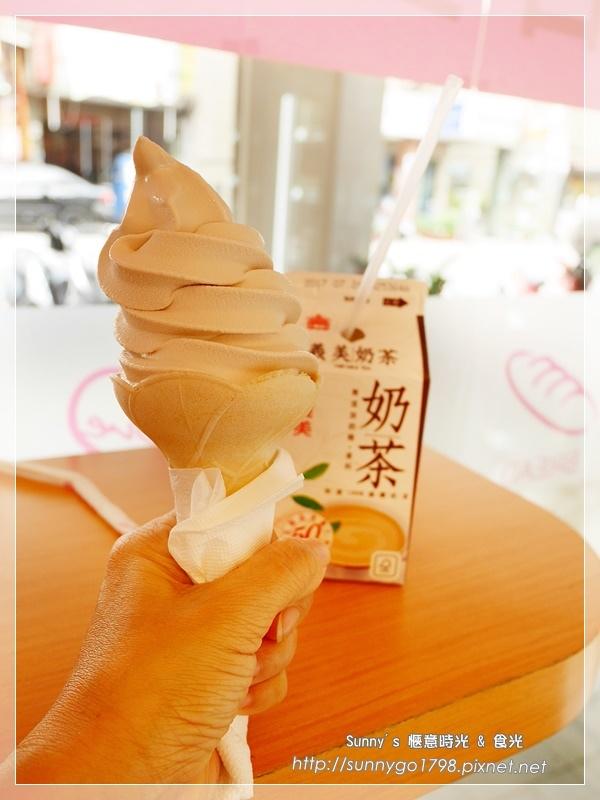 義美奶茶霜淇淋 (6).JPG