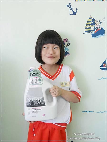 環保洗衣精推薦_ecostore超濃縮環保洗衣精 _紐西蘭 (14).JPG