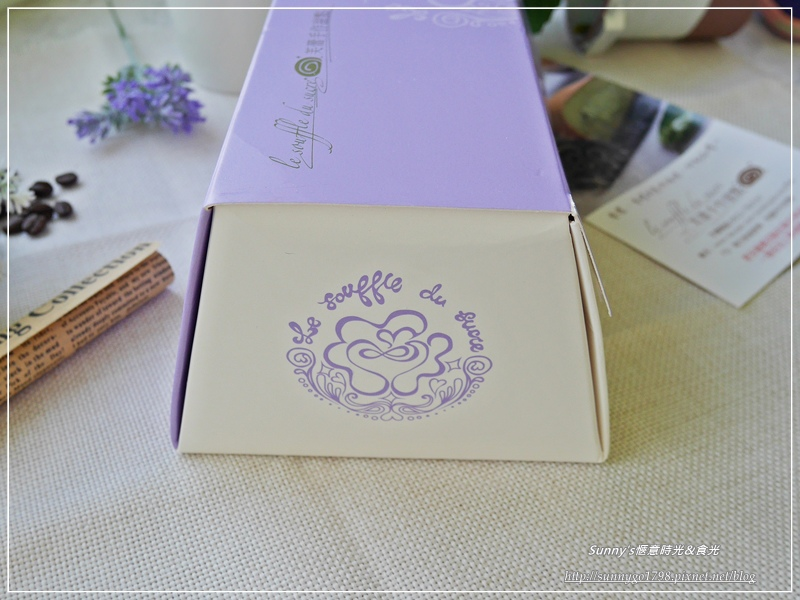 Lesouffle du sucre芙蕾手作甜點工作室_鐵觀音桂花捲 (3).JPG