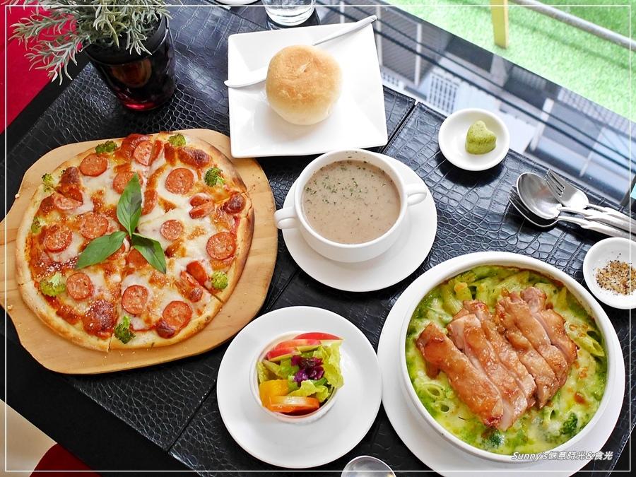 佛羅倫斯義法料理餐廳_台中東海餐廳 (34).JPG