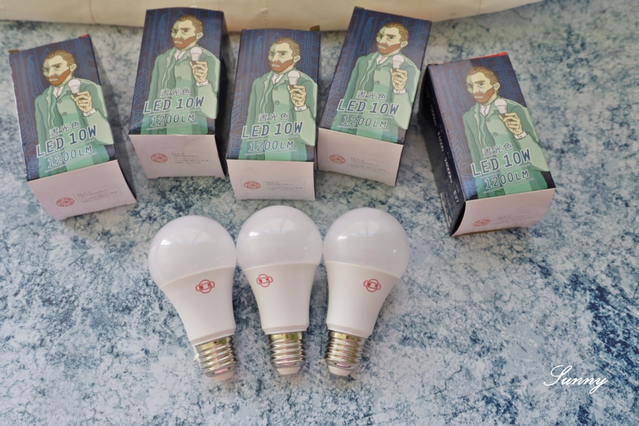 【旭光】LED 10W 球泡燈_吸頂燈_護眼檯燈   (49).JPG