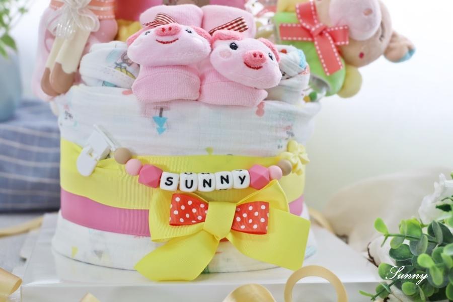 Pika Kuma皮卡熊-尿布蛋糕-彌月禮推薦 (10).JPG