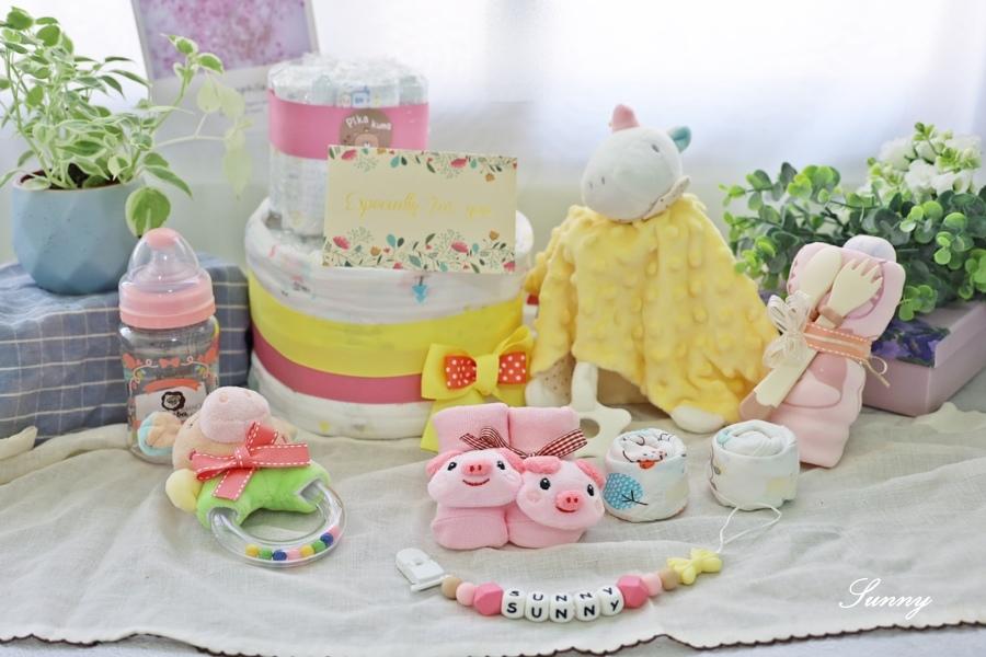 Pika Kuma皮卡熊-尿布蛋糕-彌月禮推薦 (19).JPG