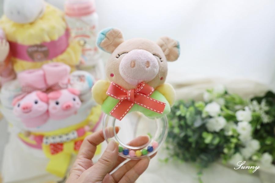 Pika Kuma皮卡熊-尿布蛋糕-彌月禮推薦 (14).JPG