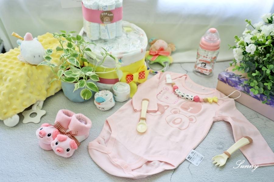 Pika Kuma皮卡熊-尿布蛋糕-彌月禮推薦 (29).JPG