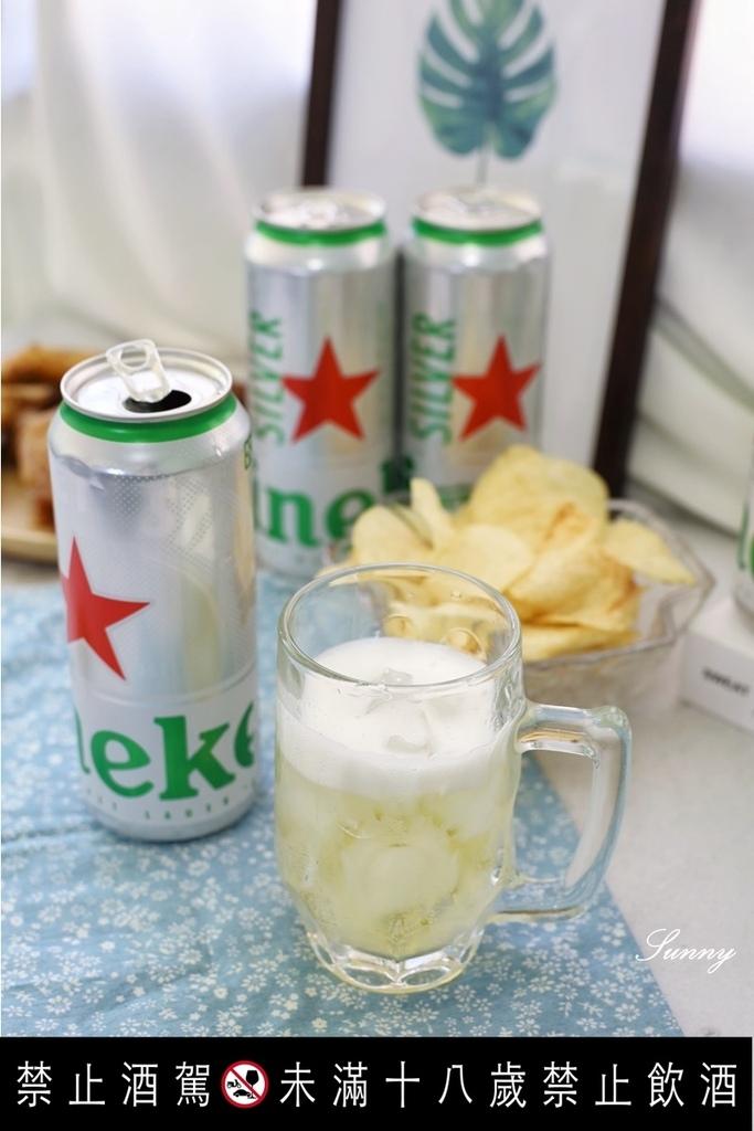 海尼根Silver星銀啤酒 (4).JPG