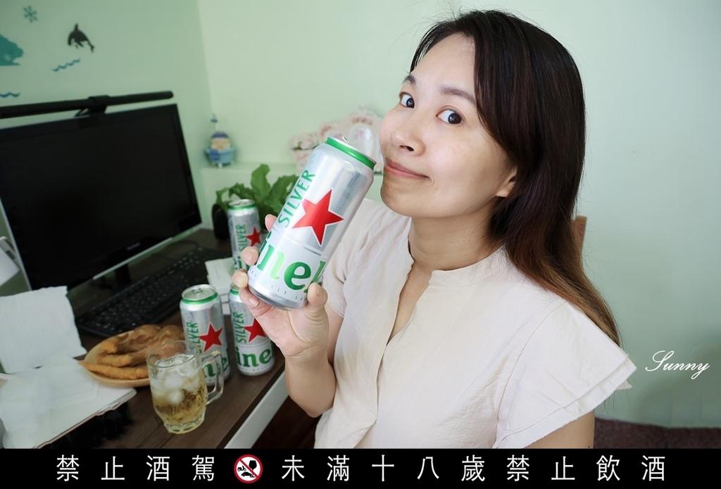 海尼根Silver星銀啤酒 (7).JPG