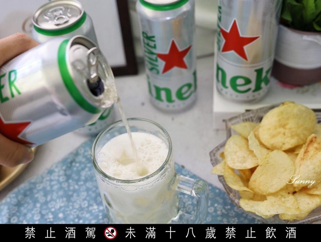 海尼根Silver星銀啤酒 (12).JPG