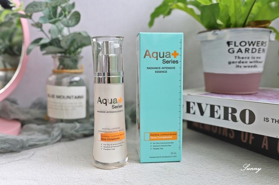 Aqua plus 雅可嘉_保養品推薦_精華液_洗面乳_卸妝 (8).JPG