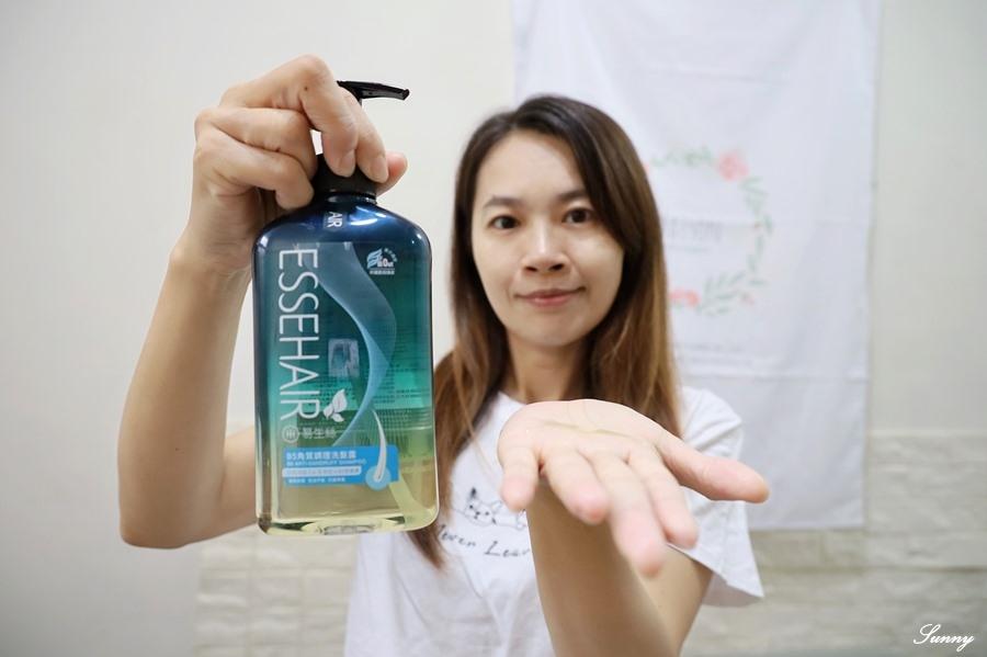 易生絲B5角質調理洗髮露_油性髮質_控油洗髮精 (10).JPG
