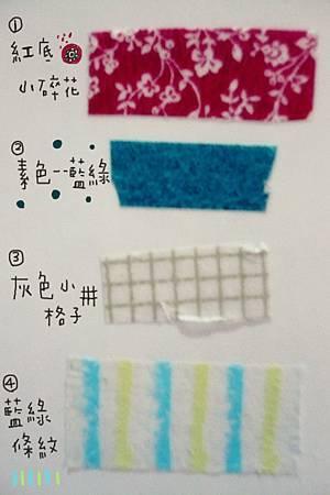 紙膠帶-小王子明信片1