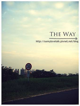 own way