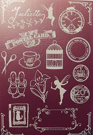皮紋貼紙3