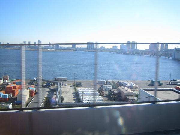 東京灣!!