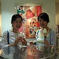 KIHACHI的冰淇淋真好吃~~~