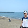 藍藍的淺水灣