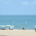 超陽光的白沙灣