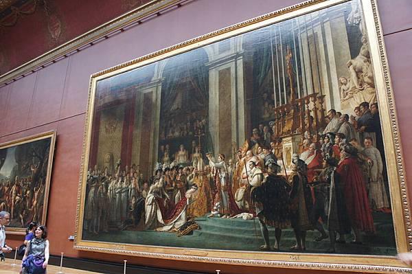 拿破崙一世的加冕式