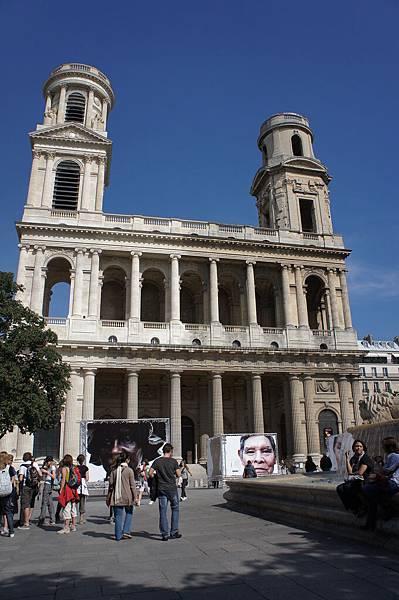 聖許畢斯教堂