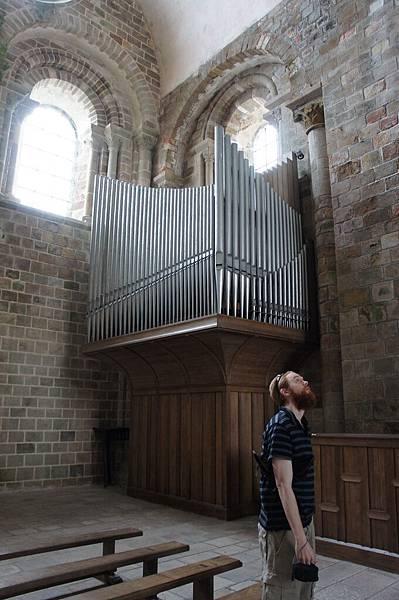 這也是管風琴嗎?