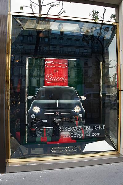 FAIT跟Gucci合作的車款嗎 ?