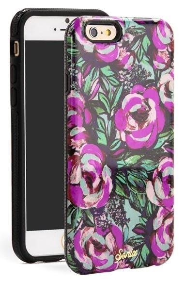 Sonix ''Fuchsia Bloom' iPhone 6保護殼