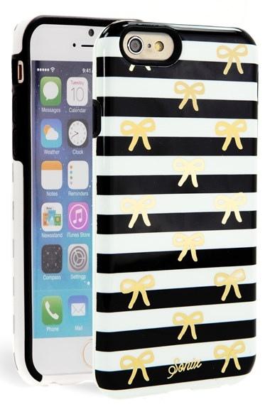 Sonix 'Bow Stripe' iPhone 6保護殼