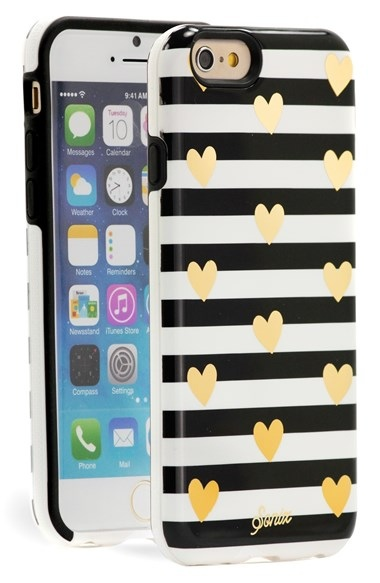 Sonix 'Heart Stripe' iPhone 6保護殼