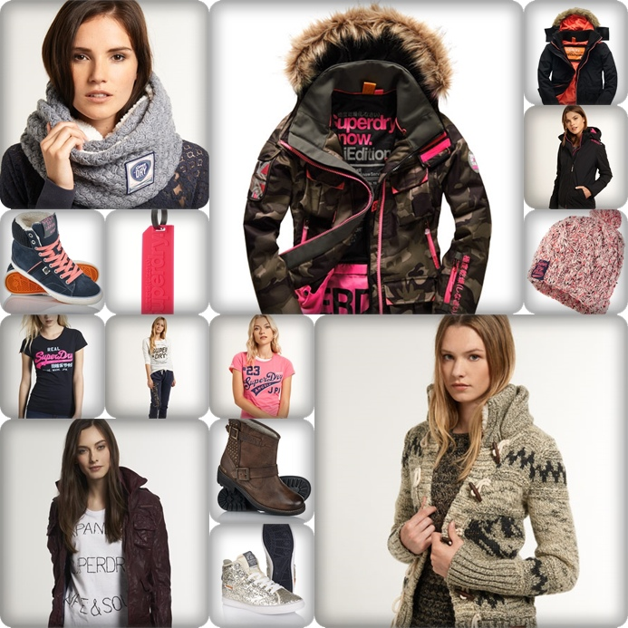 superdry 2014 collection