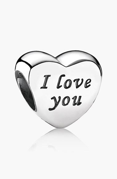 2015情人節PANDORA手鍊串飾系列-Words of Love