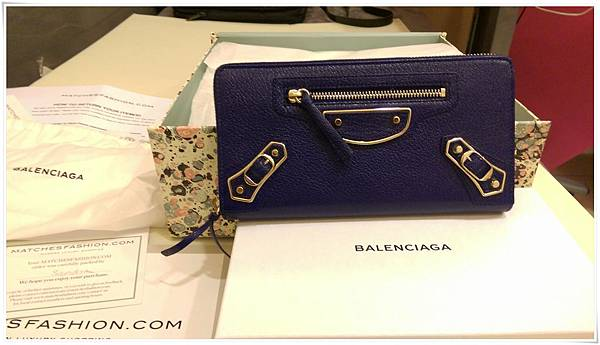 MatchesFashion Balenciaga開箱3