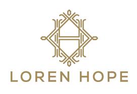 Loren Hope Logo
