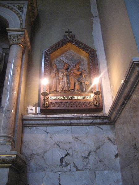 榮IMG_0016西門陪著背十字架的耶穌耶穌