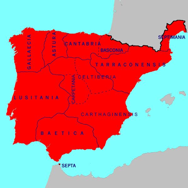 西哥德王國