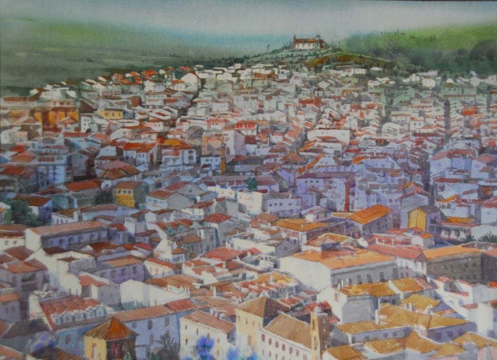 03DSC_8823-1安提奎拉摩爾人歷史城寨眺望南方白村