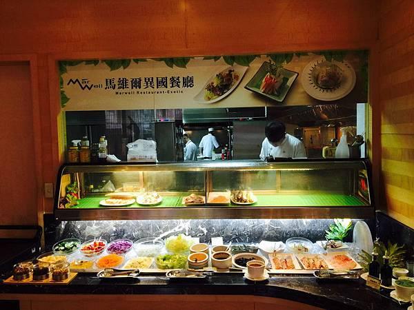 馬維爾異國餐廳。致穩平旅 平日中午 NT 399+10%吃到飽 (102)_調整大小.JPG