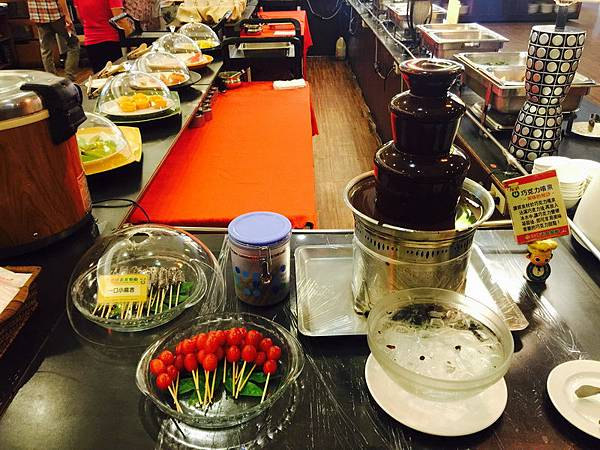 活佛.歐式素食餐廳 平日中午 420+10%吃到飽 (5).JPG