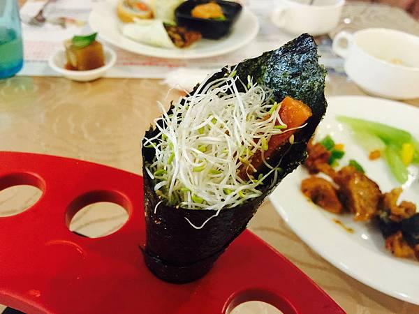 活佛.歐式素食餐廳 平日中午 420+10%吃到飽 (8).JPG