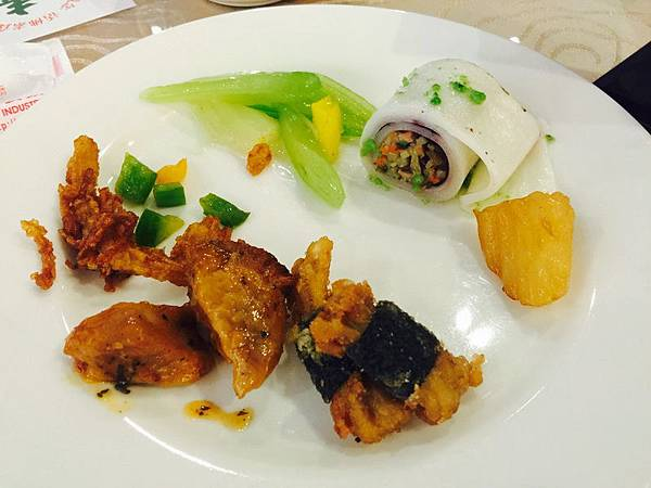 活佛.歐式素食餐廳 平日中午 420+10%吃到飽 (10).JPG