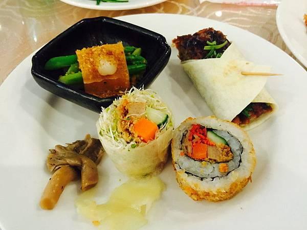 活佛.歐式素食餐廳 平日中午 420+10%吃到飽 (11).JPG