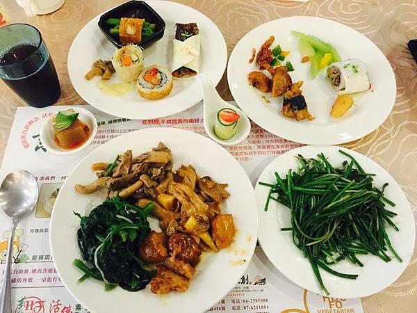 活佛.歐式素食餐廳 平日中午 420+10%吃到飽 (12).JPG