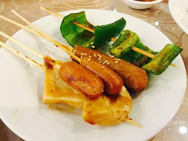 活佛.歐式素食餐廳 平日中午 420+10%吃到飽 (15).JPG