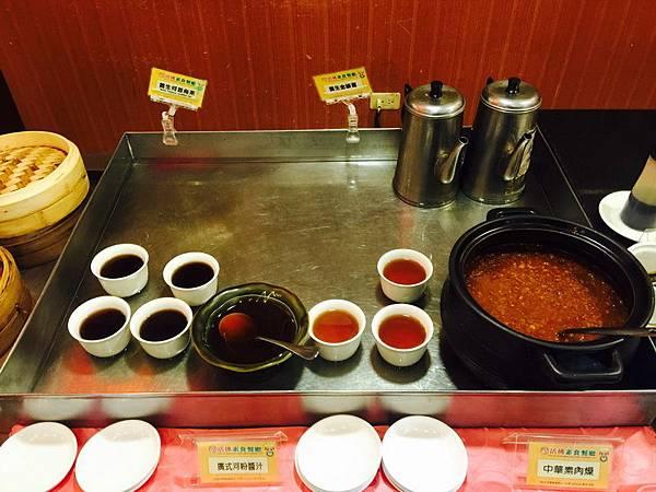 活佛.歐式素食餐廳 平日中午 420+10%吃到飽 (23).JPG