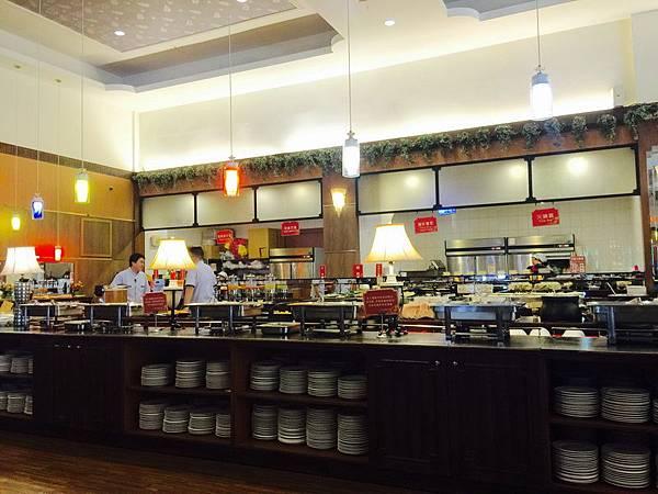 活佛.歐式素食餐廳 平日中午 420+10%吃到飽 (47).JPG