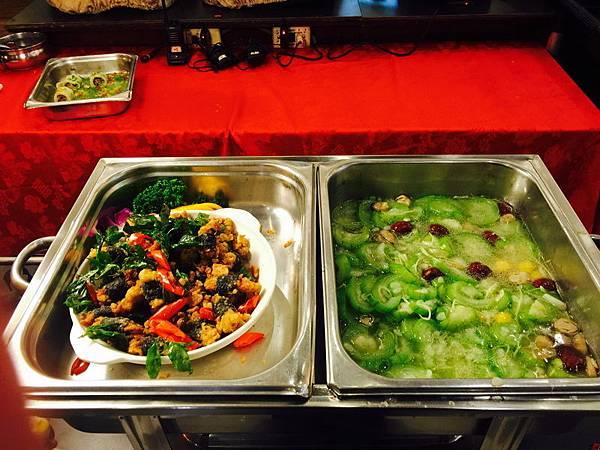 活佛.歐式素食餐廳 平日中午 420+10%吃到飽 (69).JPG