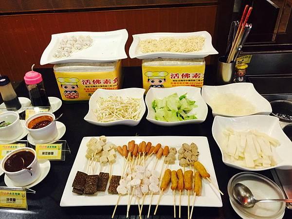 活佛.歐式素食餐廳 平日中午 420+10%吃到飽 (85).JPG