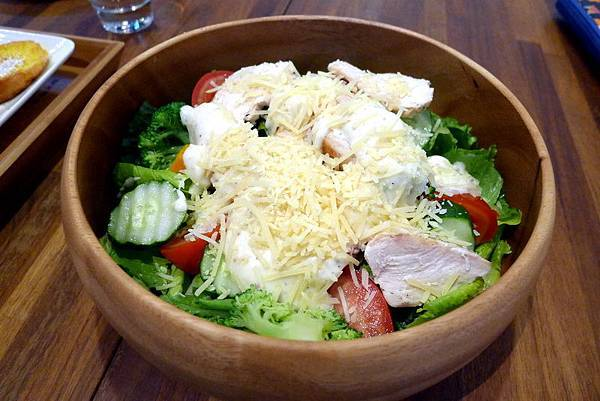 凱撒雞肉沙拉(木碗沙拉) NT 170 (23).JPG