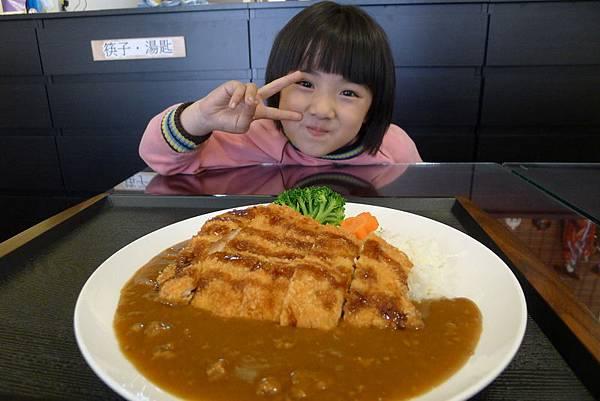 日式咖哩豬排飯 NT 150 (1).JPG